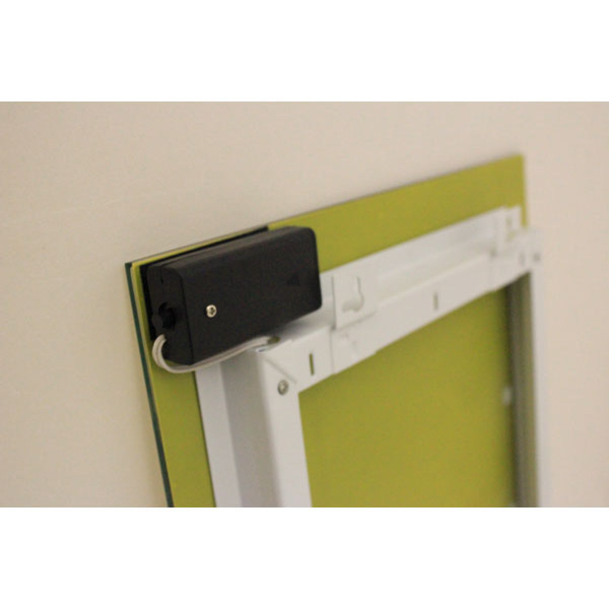 LED Battery Mirror Frame
