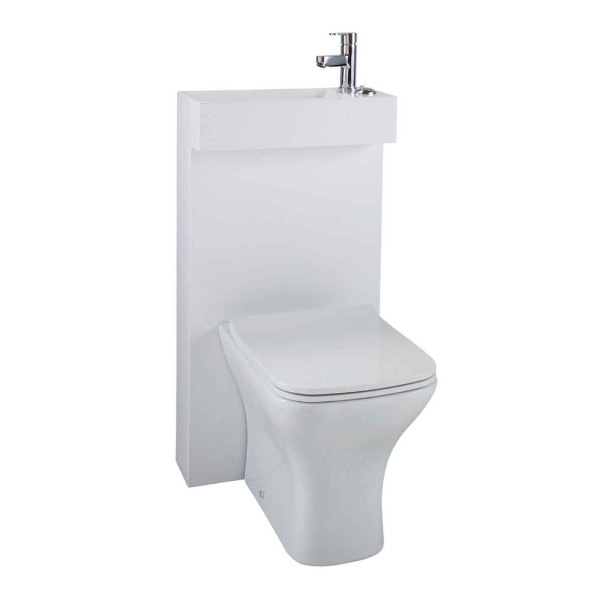 Manhattan All In One Toilet and Basin Cutout