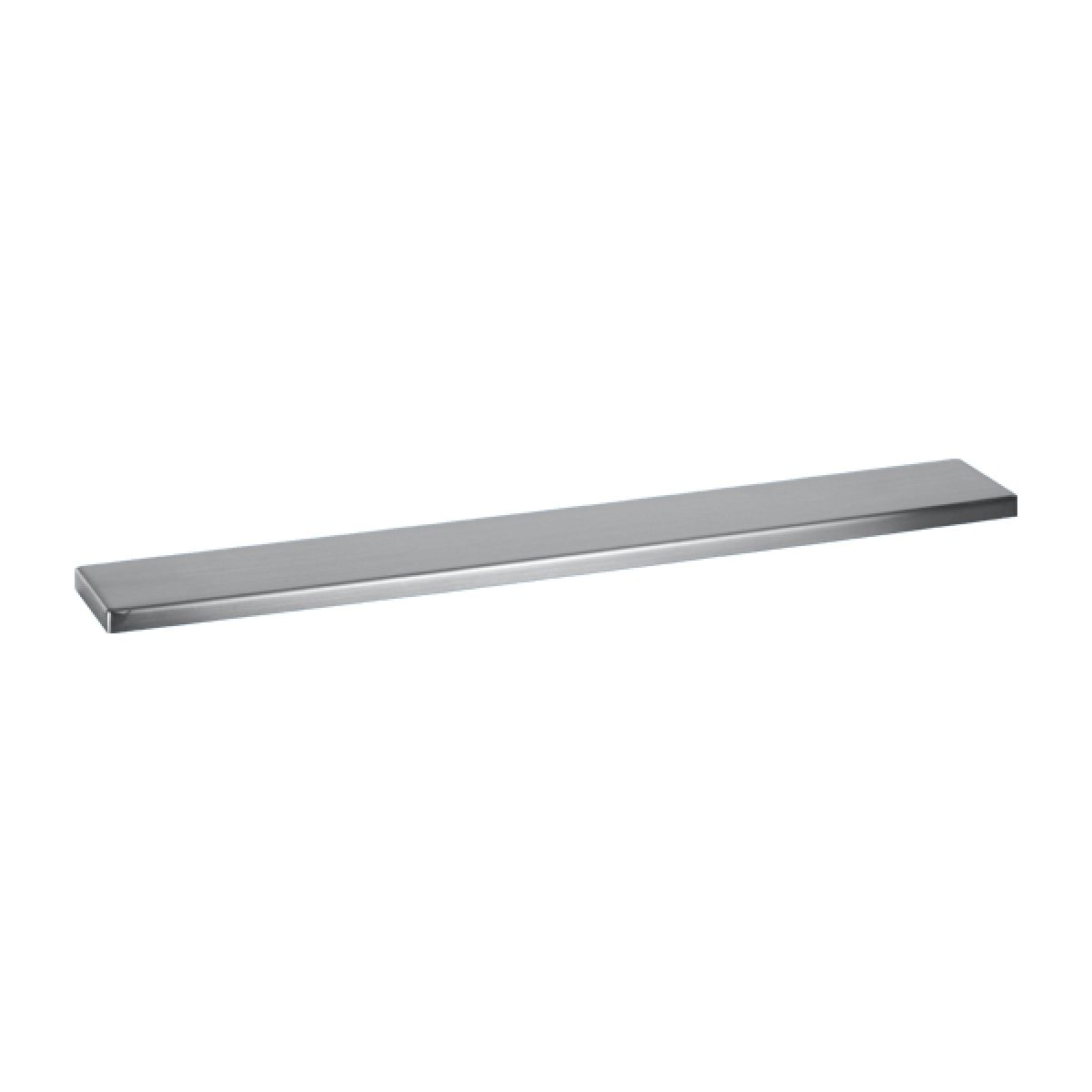 McAlpine COV600-B 600mm Channel Drain Brushed Cover Plate