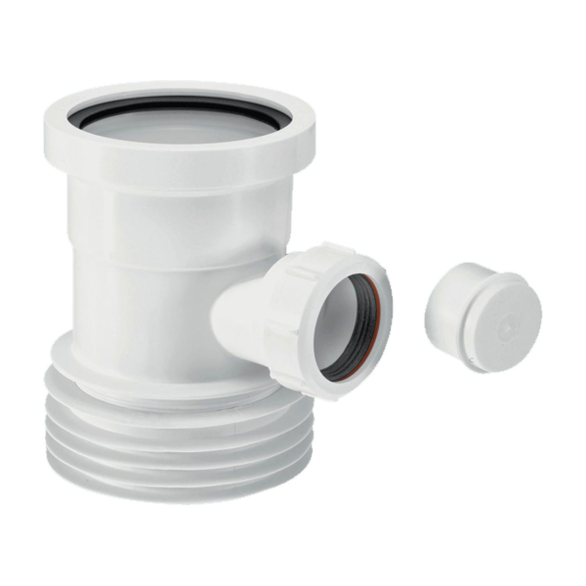 McAlpine WC-BP1 Boss Pipe for use with WC Connectors