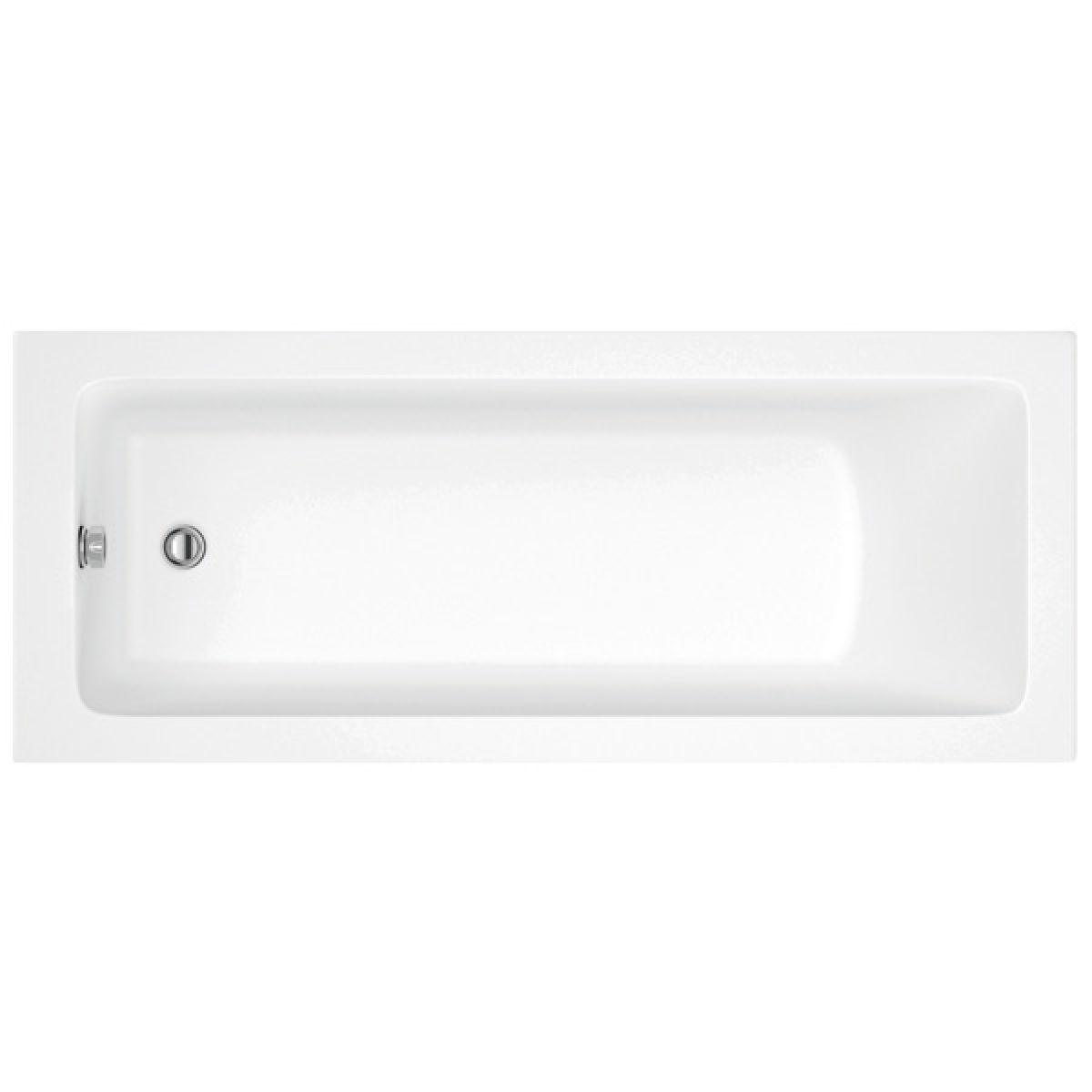 Moods Solarna Single End Bath