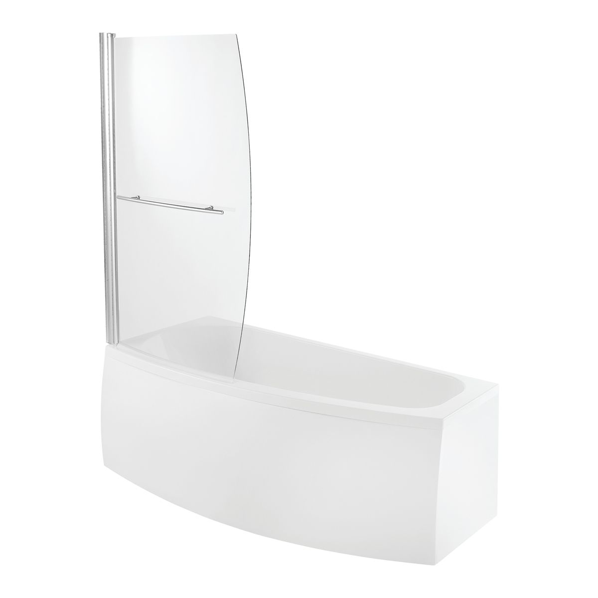 Moods Space Saver Single Ended Bath