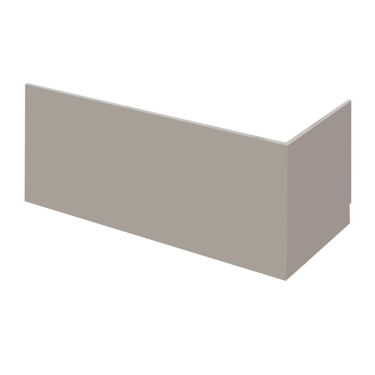 Nuie Athena Stone Grey Front Panel 1700mm