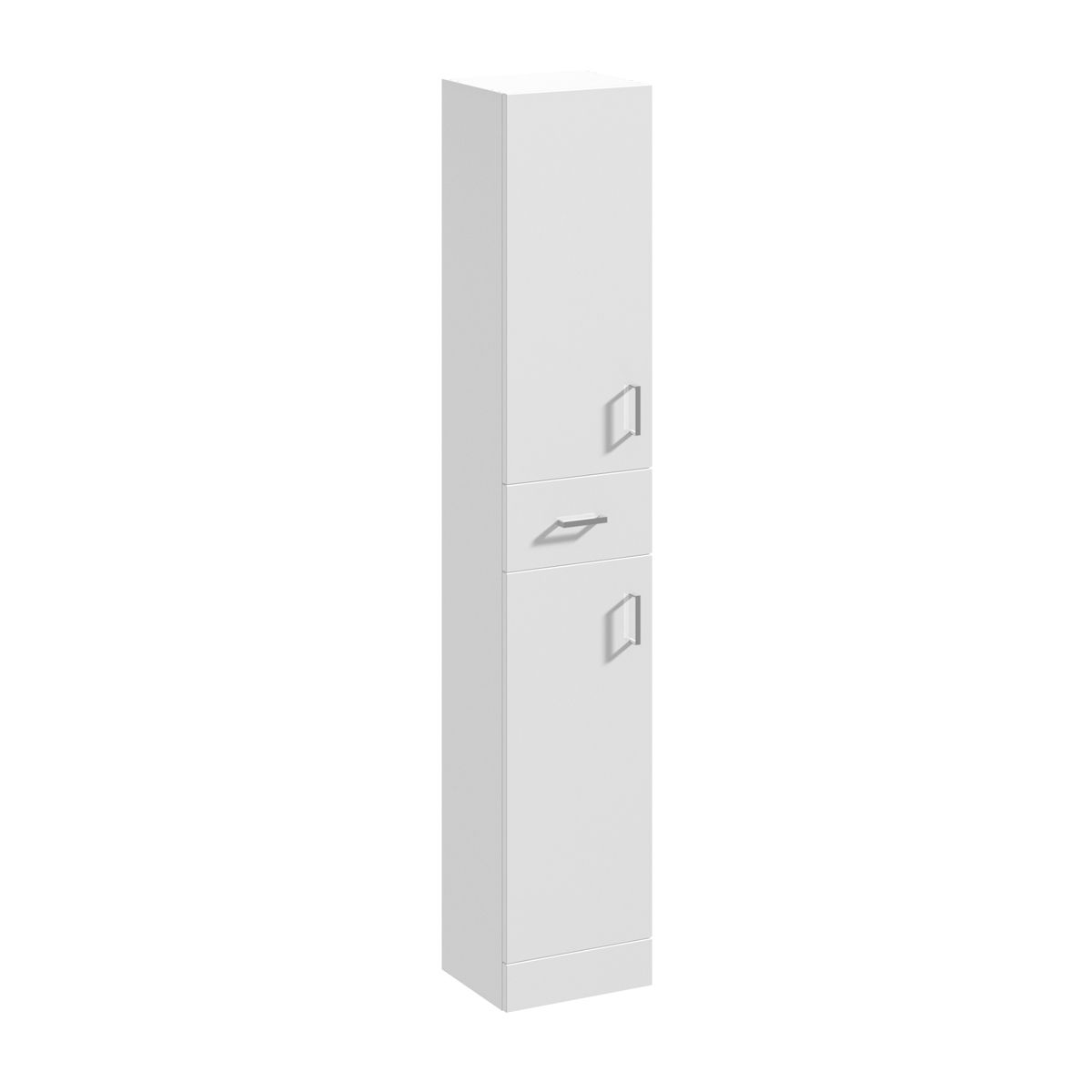 Nuie High Gloss White Tallboy Unit 350 x 330mm