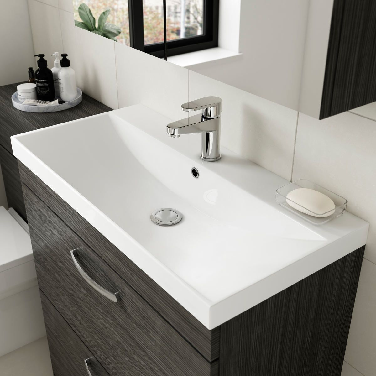 Premier Athena Basin Option 3 - Thin Edge Basin