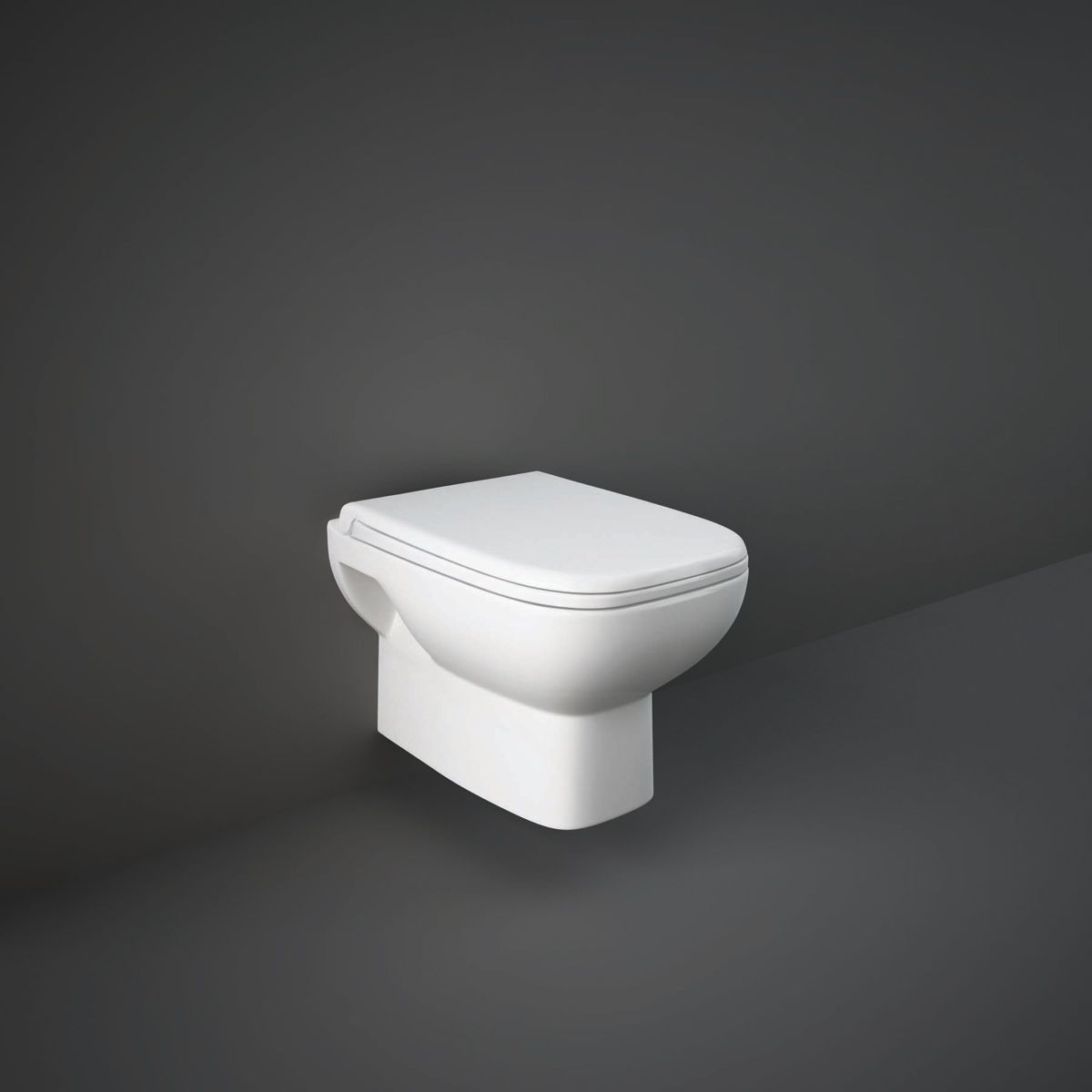 RAK Origin 62  Wall Hung WC Pan with Soft Close Seat