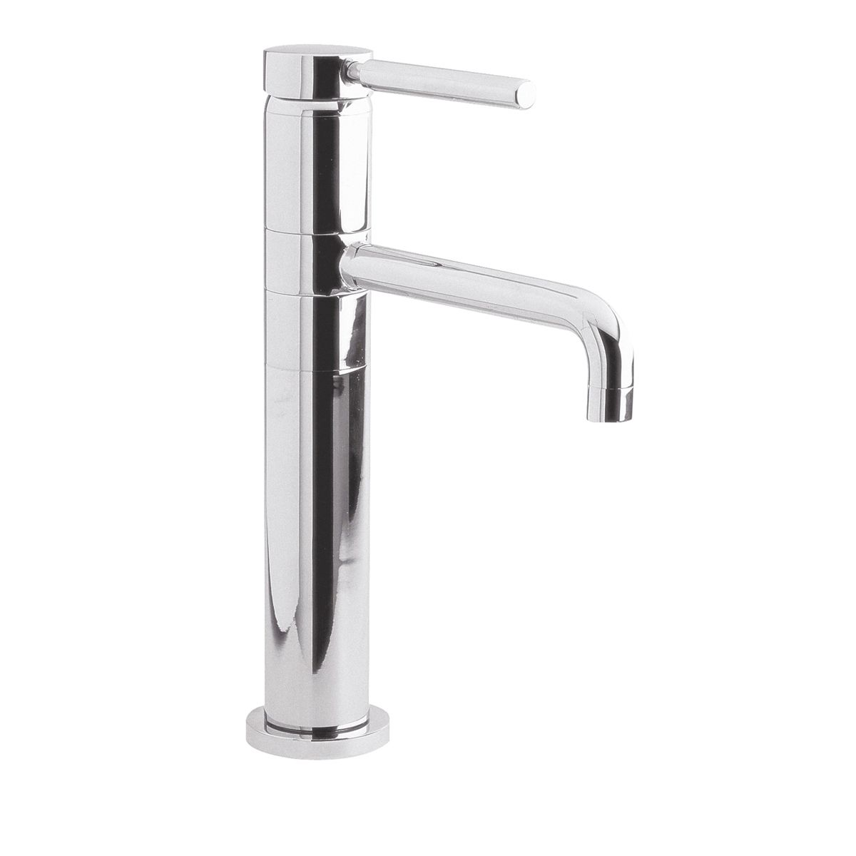 Hudson Reed Tec Single Lever High Rise Mono Basin Mixer Tap