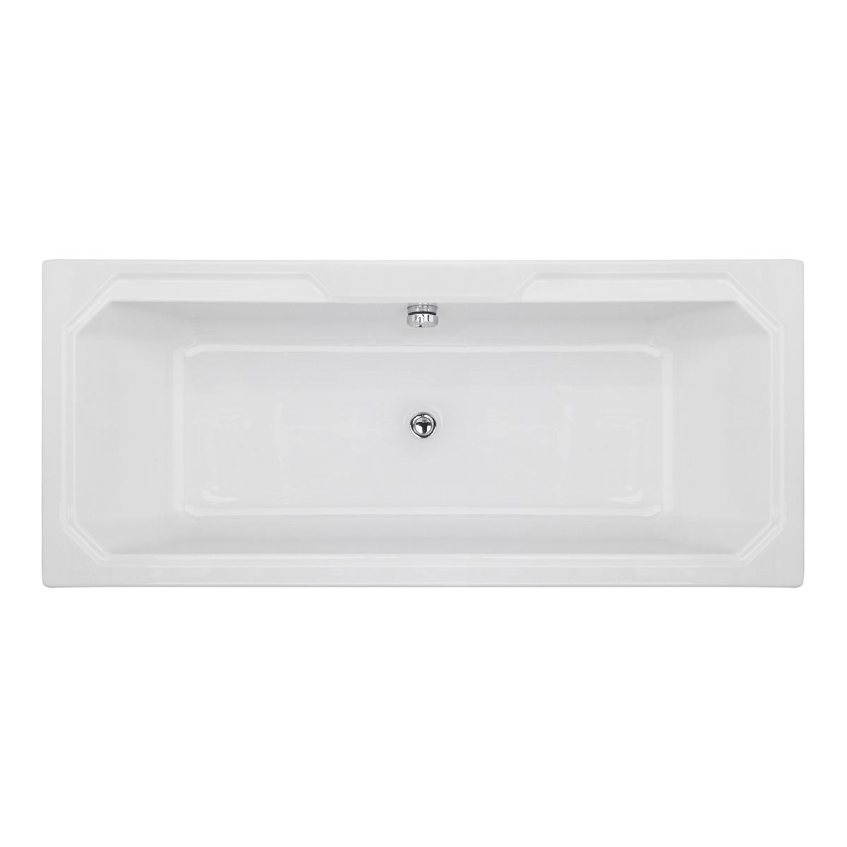 Premier Art Deco Double Ended Bath