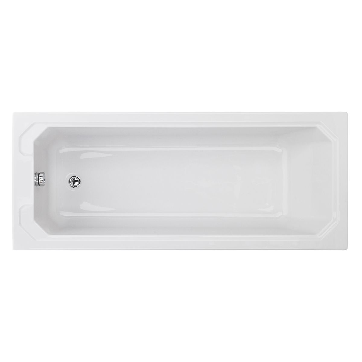 Premier Art Deco Single Ended Bath
