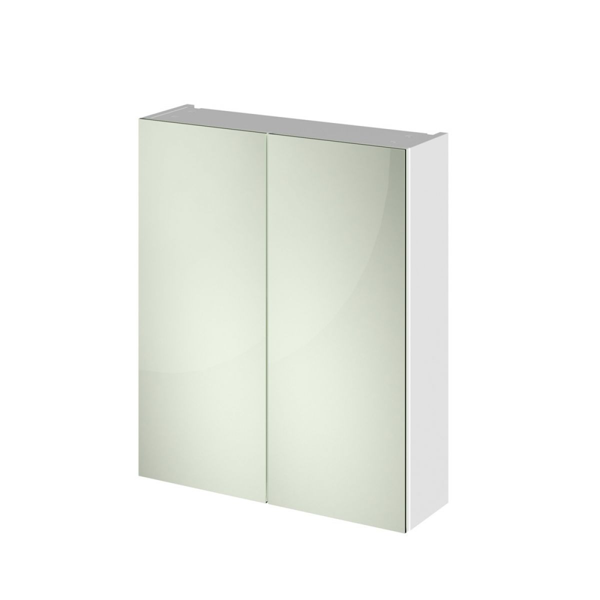 Premier Athena Double Mirrored Bathroom Cabinet