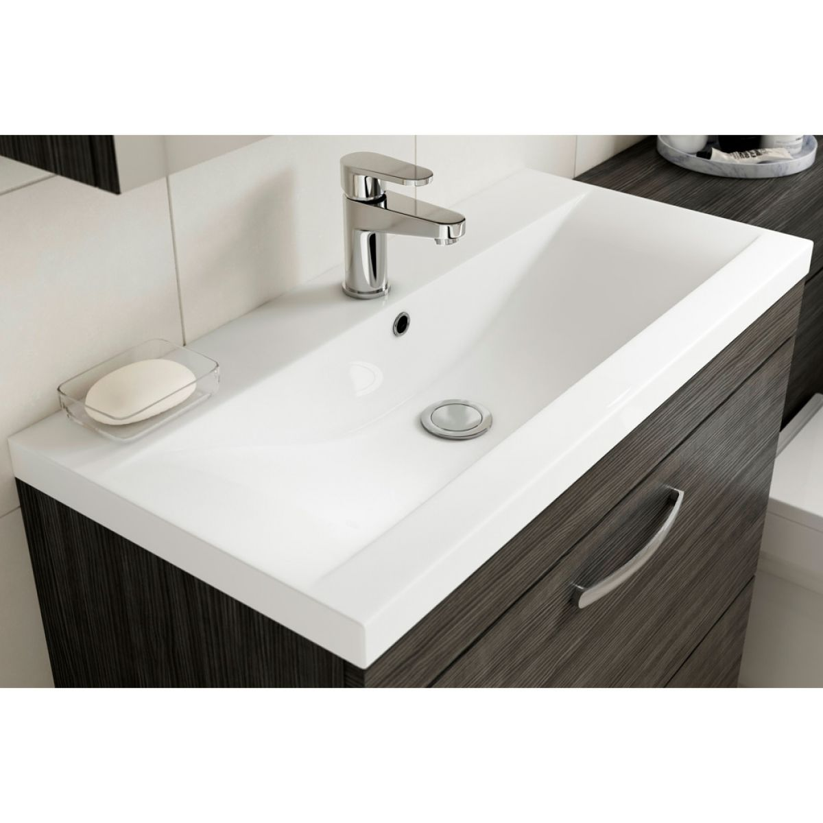 Premier Athena Basin Option 1 - Mid Edge Basin