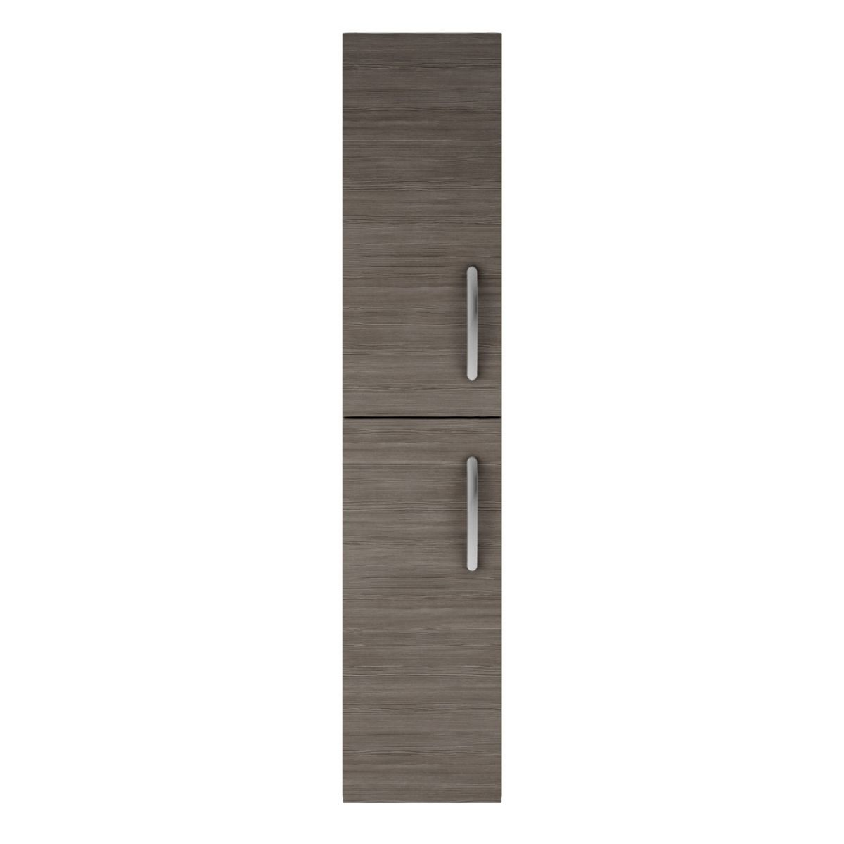 Premier Athena Grey Avola Double Door Tall Unit 300mm