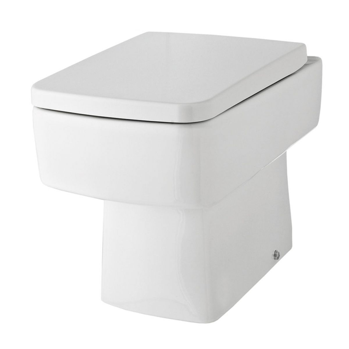 Premier Bliss Back To Wall Toilet with Soft Close Seat