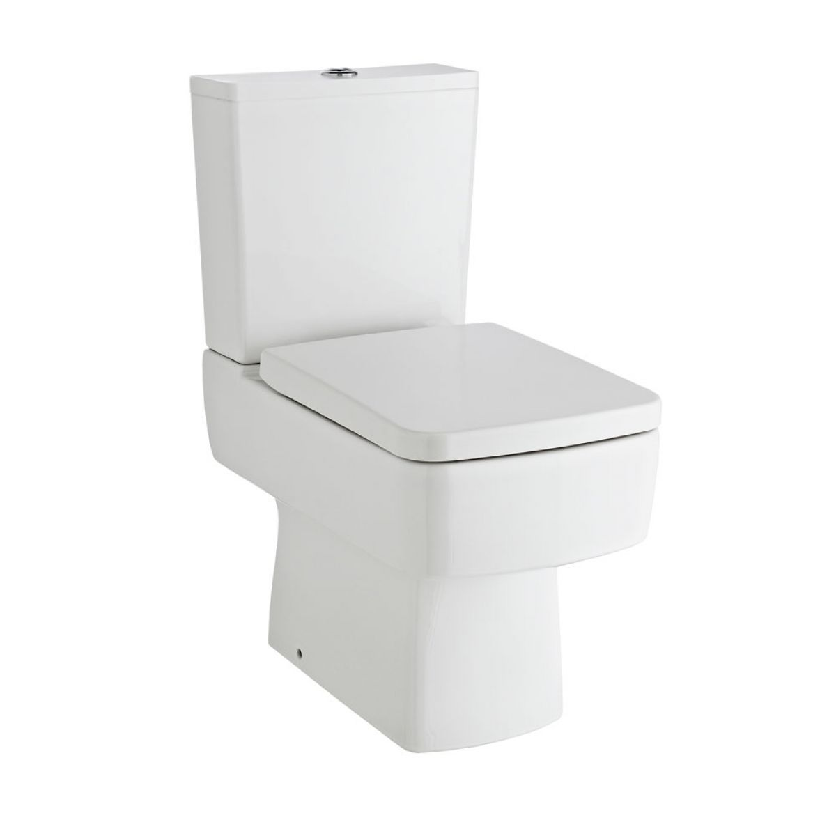 Premier Bliss Close Coupled Toilet with Soft Close Seat