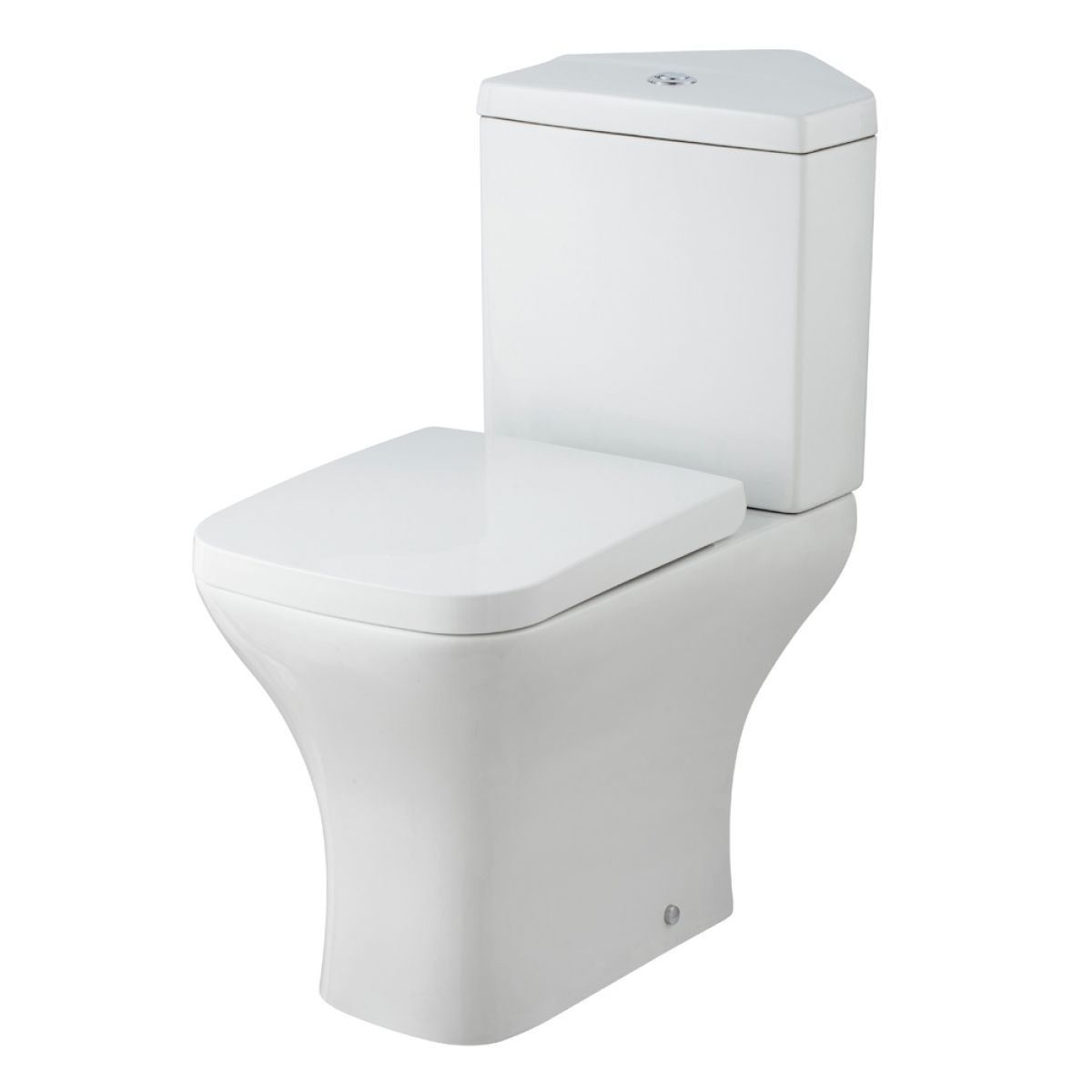 Premier Carmela Close Coupled Corner Toilet