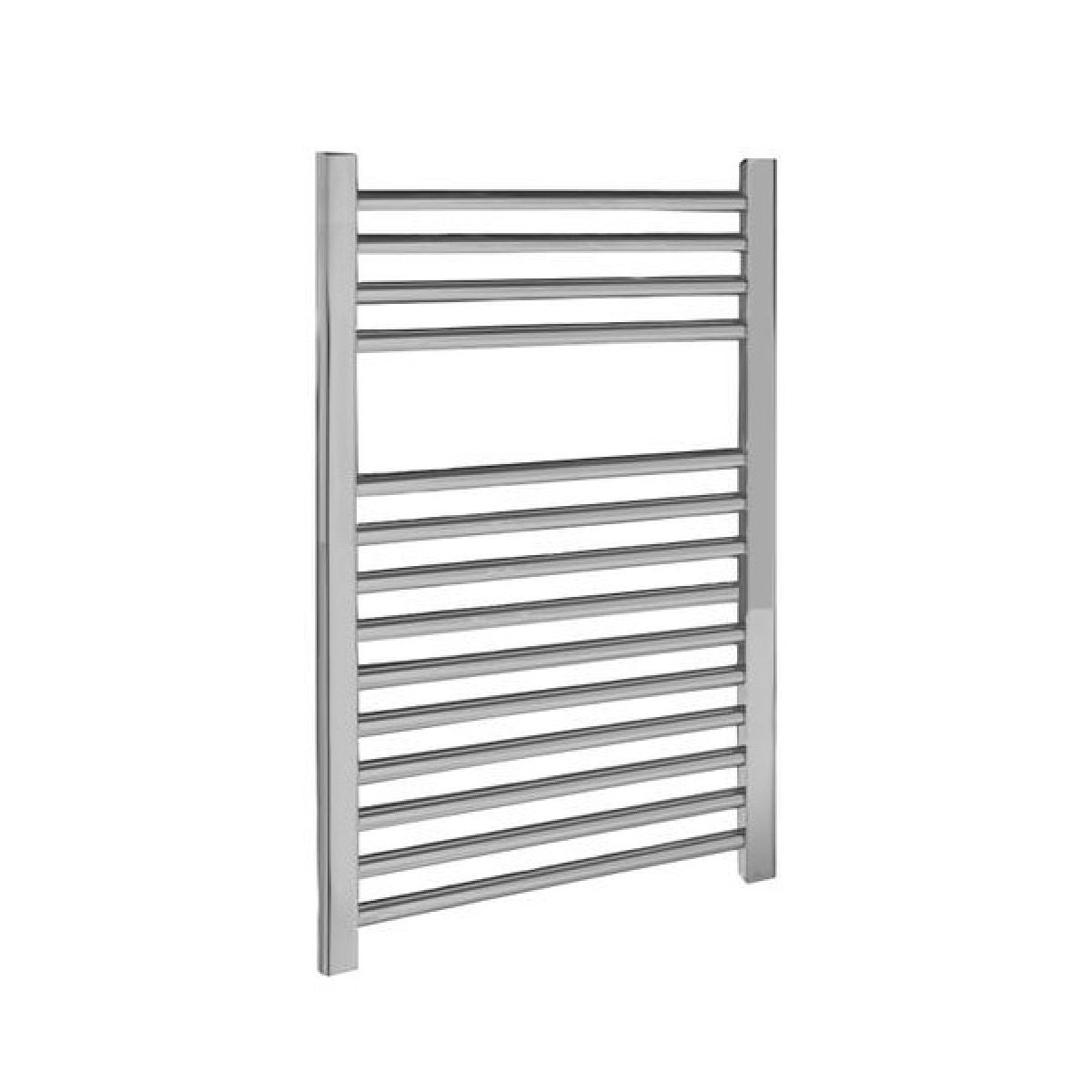 Premier Straight Dual Fuel Chrome Multirail Electric Towel Rail 700 x 500mm