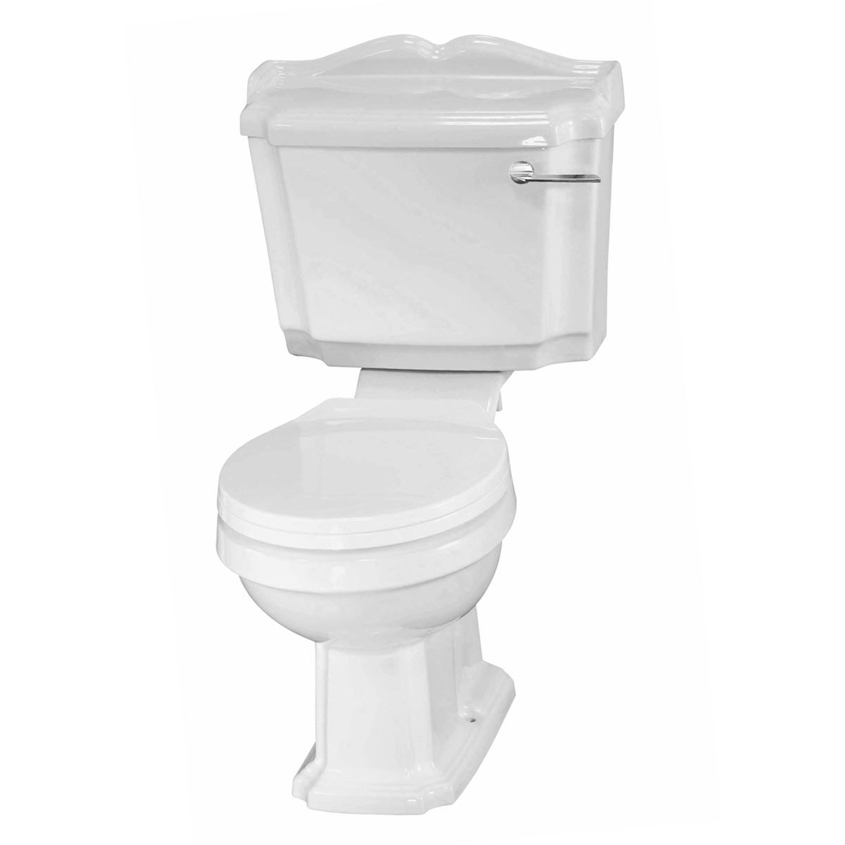 Nuie Legend Close Coupled Toilet