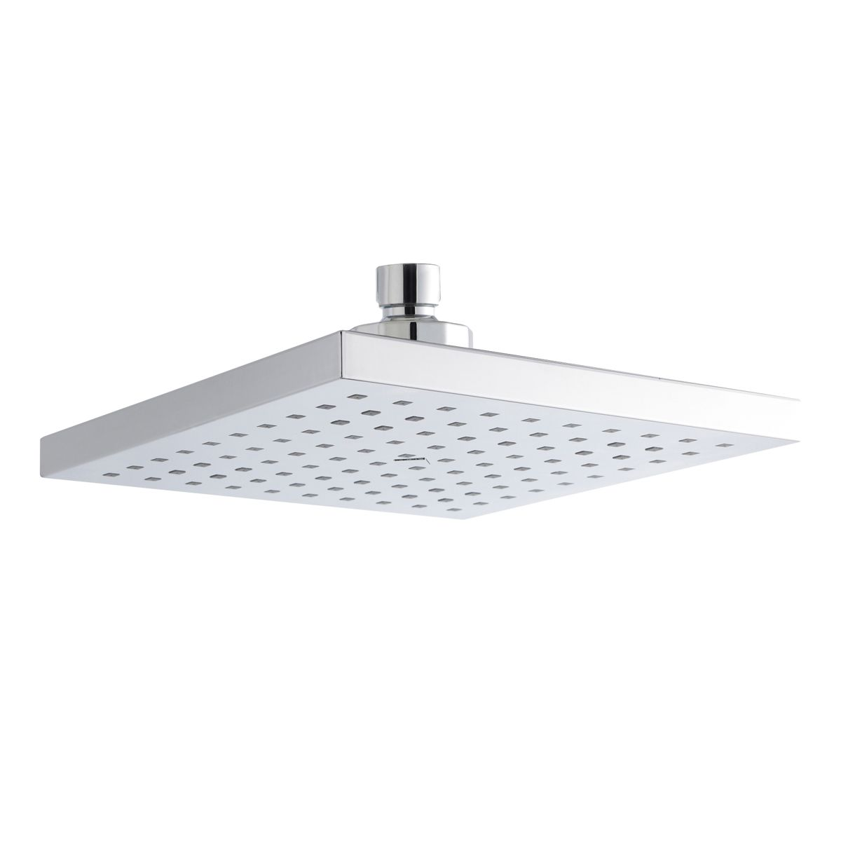 Nuie Square Fixed Shower Head 200mm