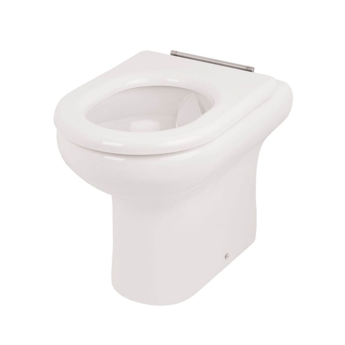 RAK Compact Special Needs Rimless Back To Wall Toilet