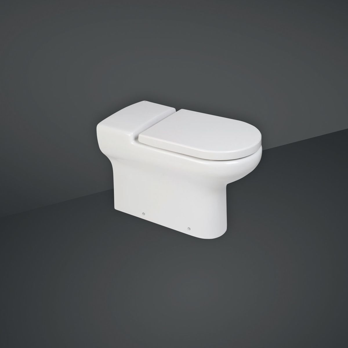 RAK Compact Special Needs Wall Hung Toilet 700mm