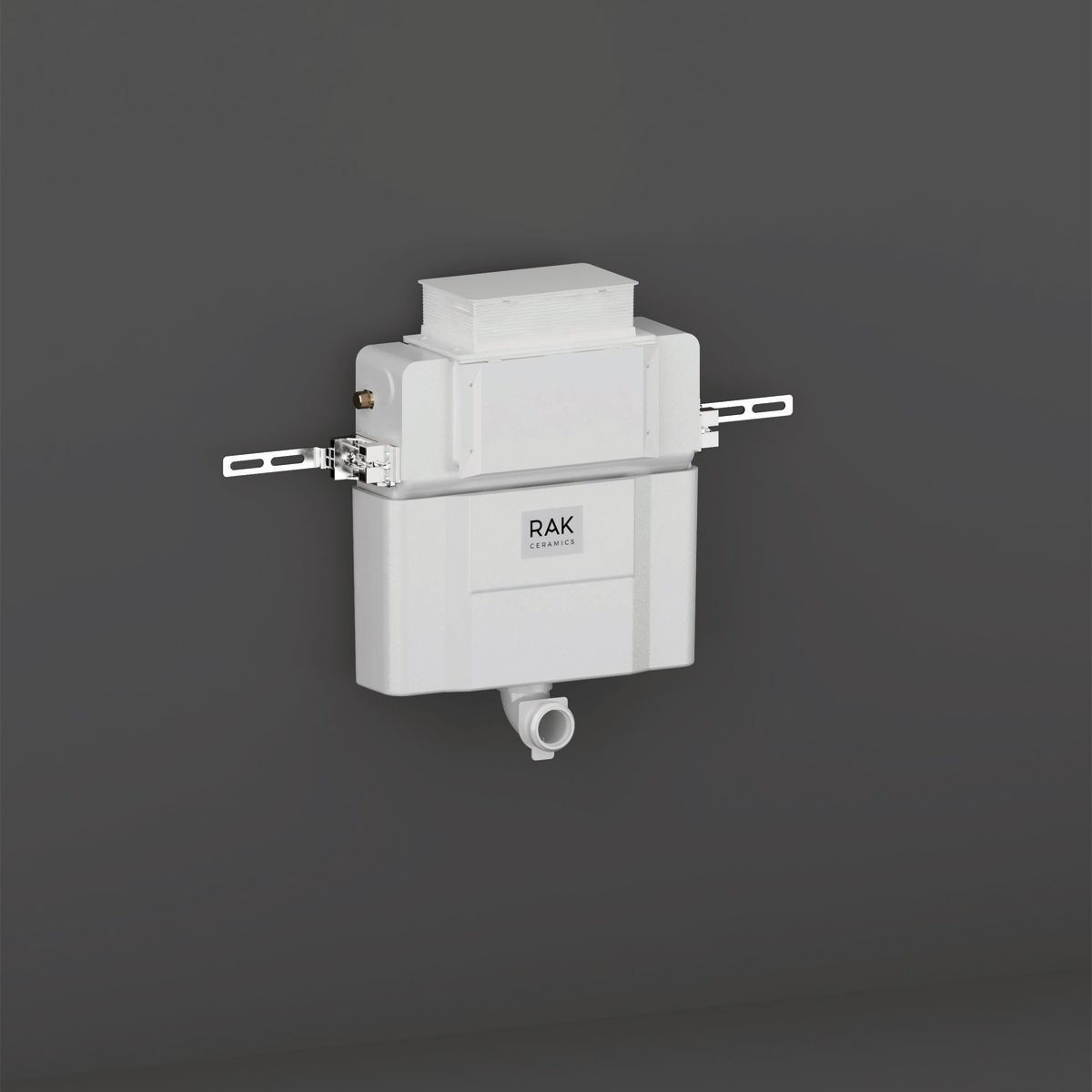 RAK Ecofix Top/Front Access Concealed Cistern