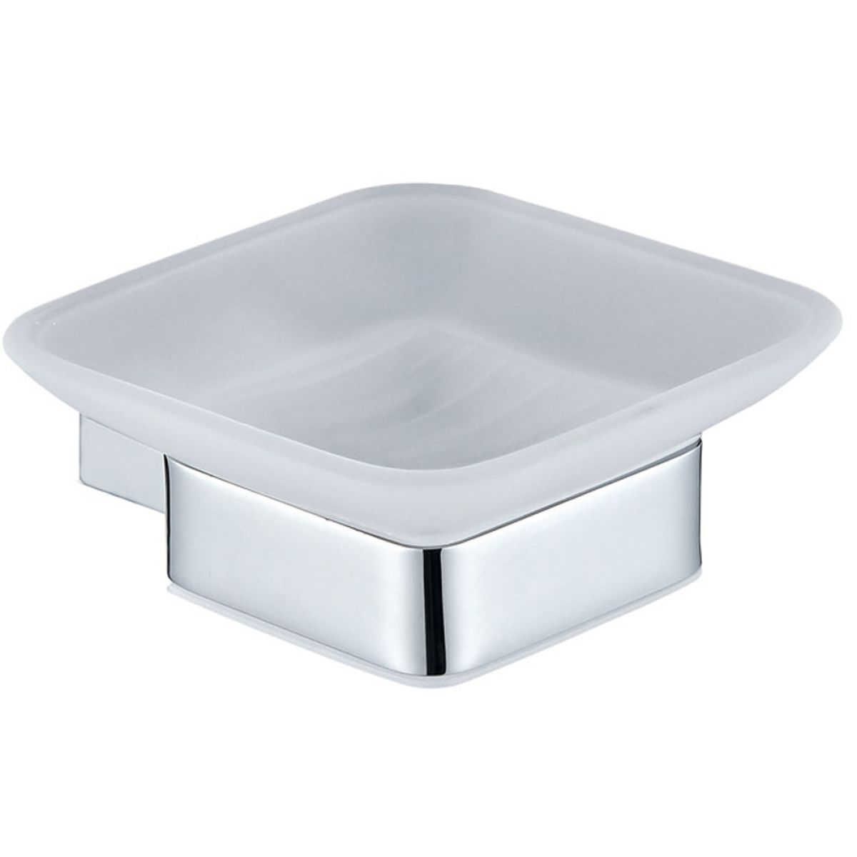RAK Moon Square Wall Mounted Soap Dish