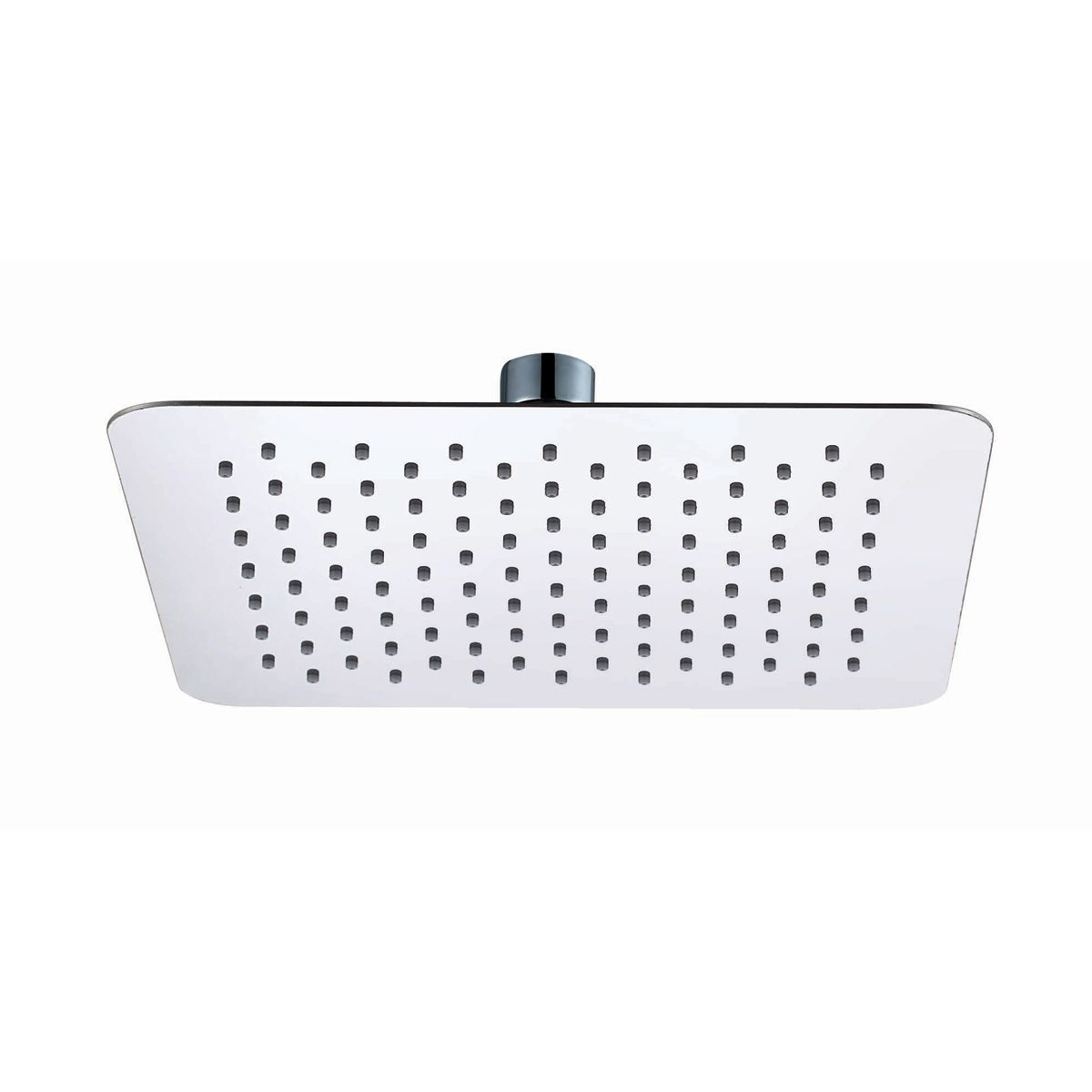 RAK Chrome Square Ultra Slim Air Induction Shower Head 250mm