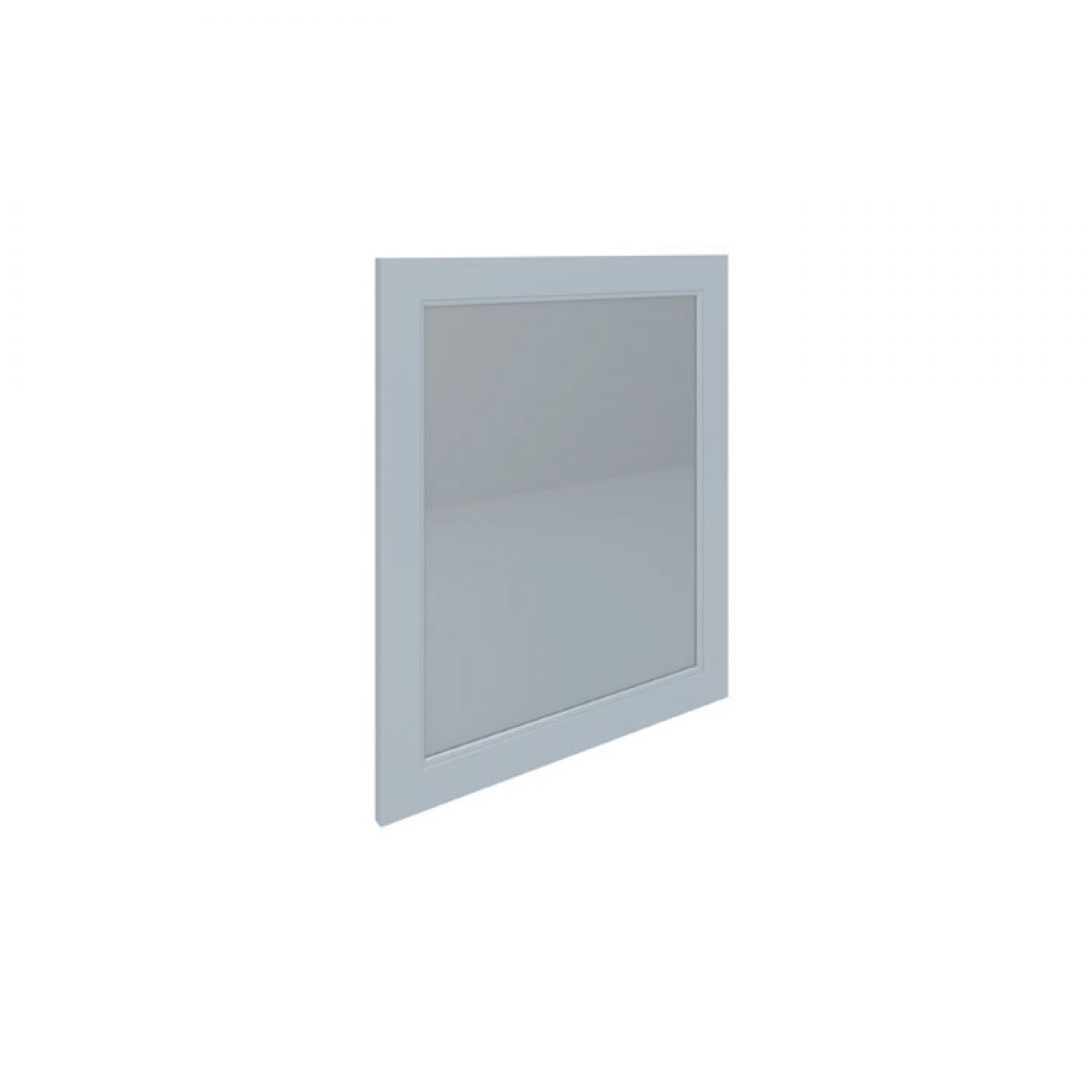 RAK Washington White Bathroom Mirror 650mm