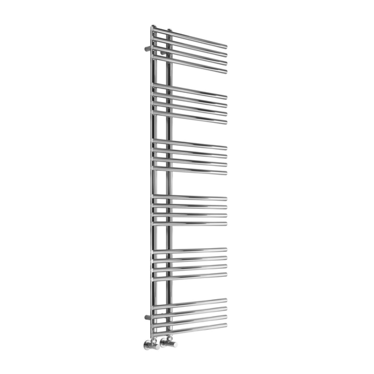 Reina Elisa Chrome Steel Designer Radiator 1550 x 500mm