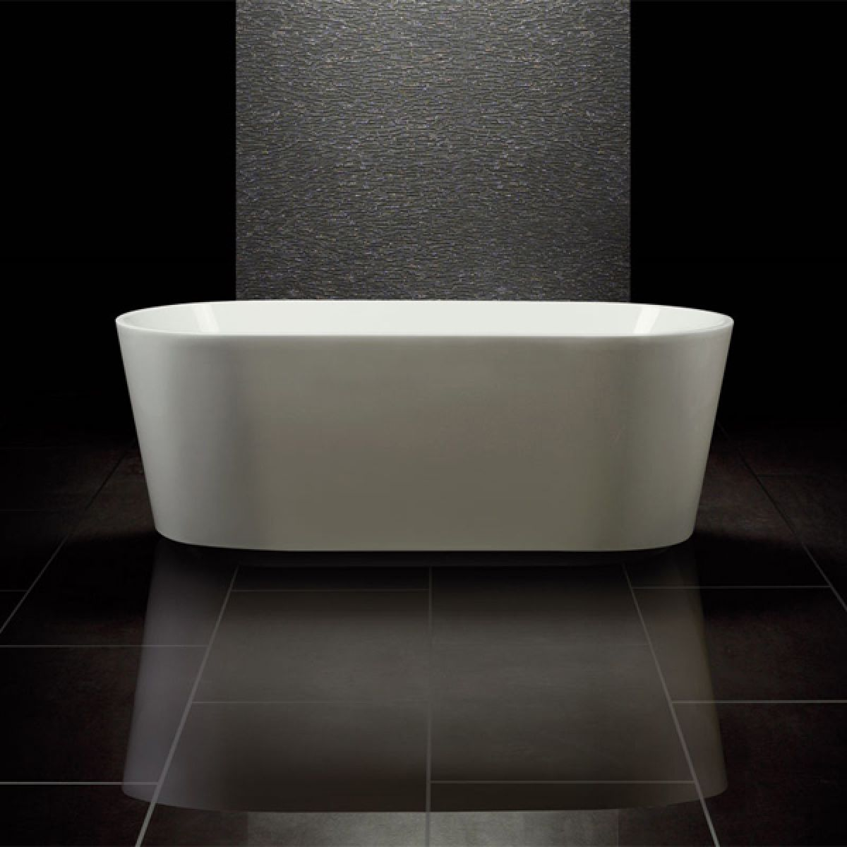Royce Morgan Black Range Ruby White Freestanding Bath