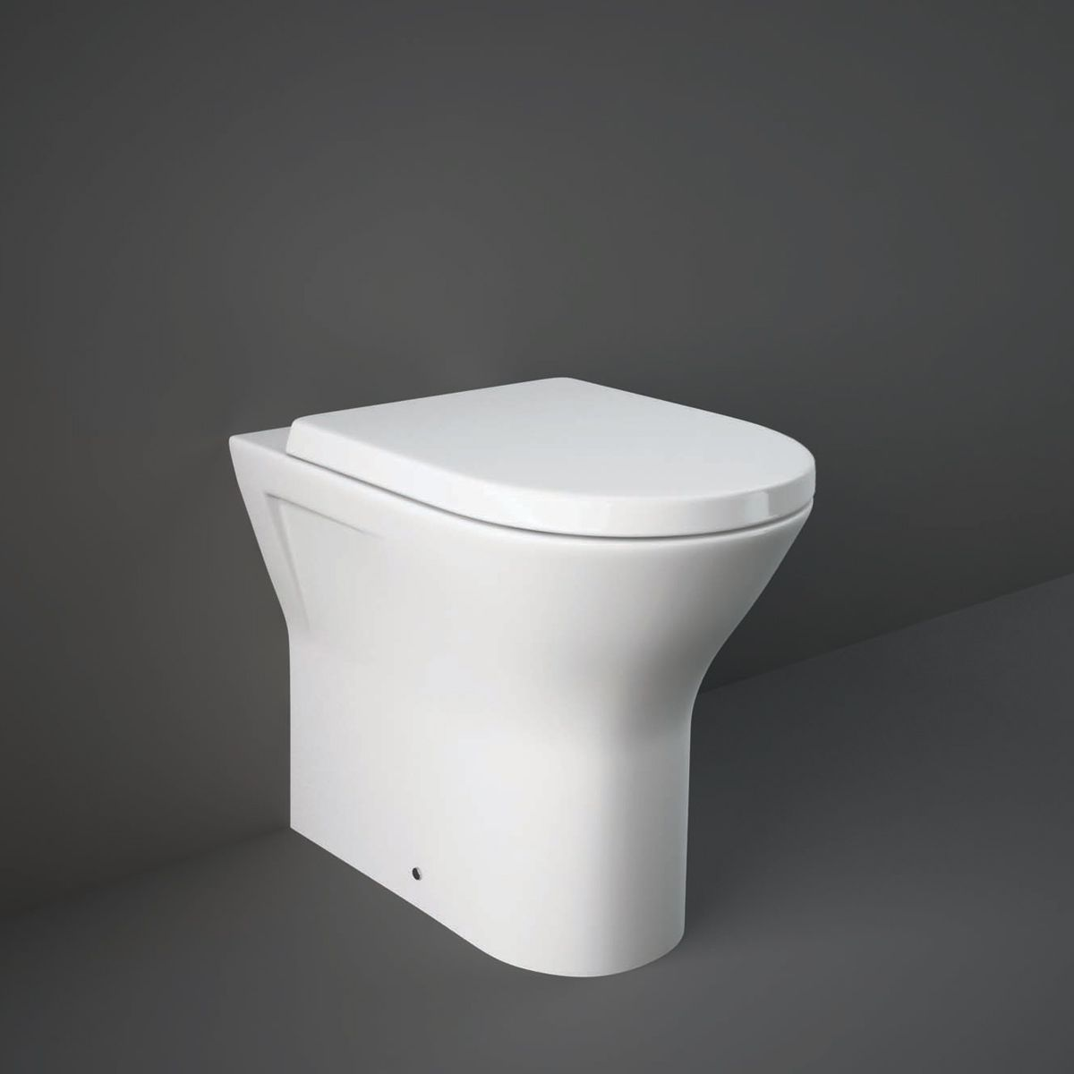 RAK Resort Extended Height Back To Wall Toilet