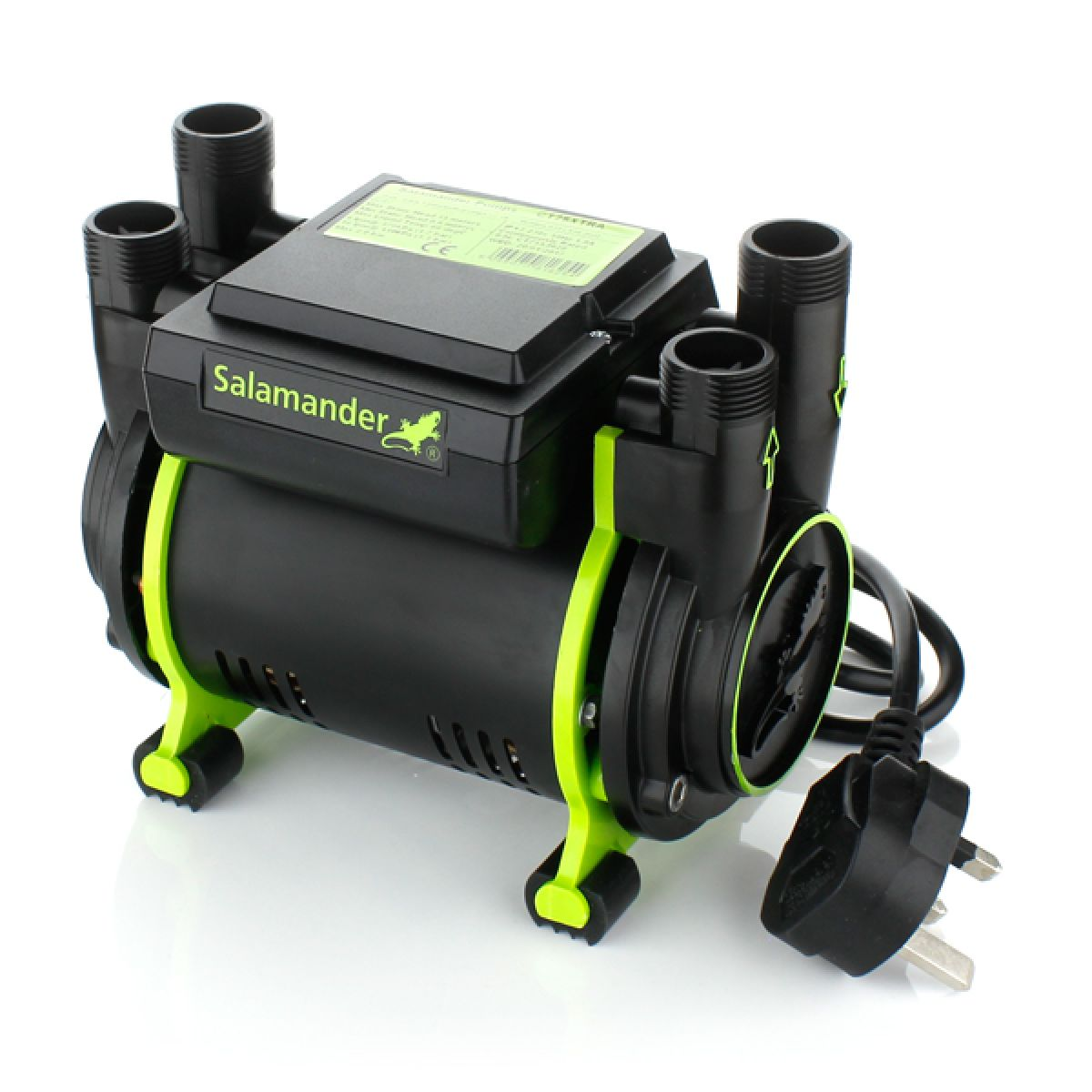Salamander CT 75 Xtra 2.0 Bar Twin Shower Pump