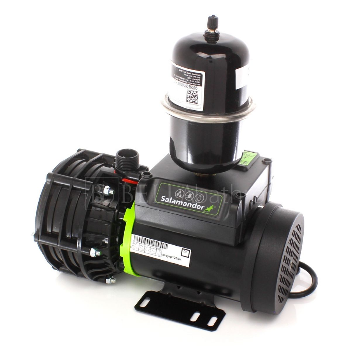 Salamander RP120SU 3.6 Bar Single Universal Whole House Shower Pump