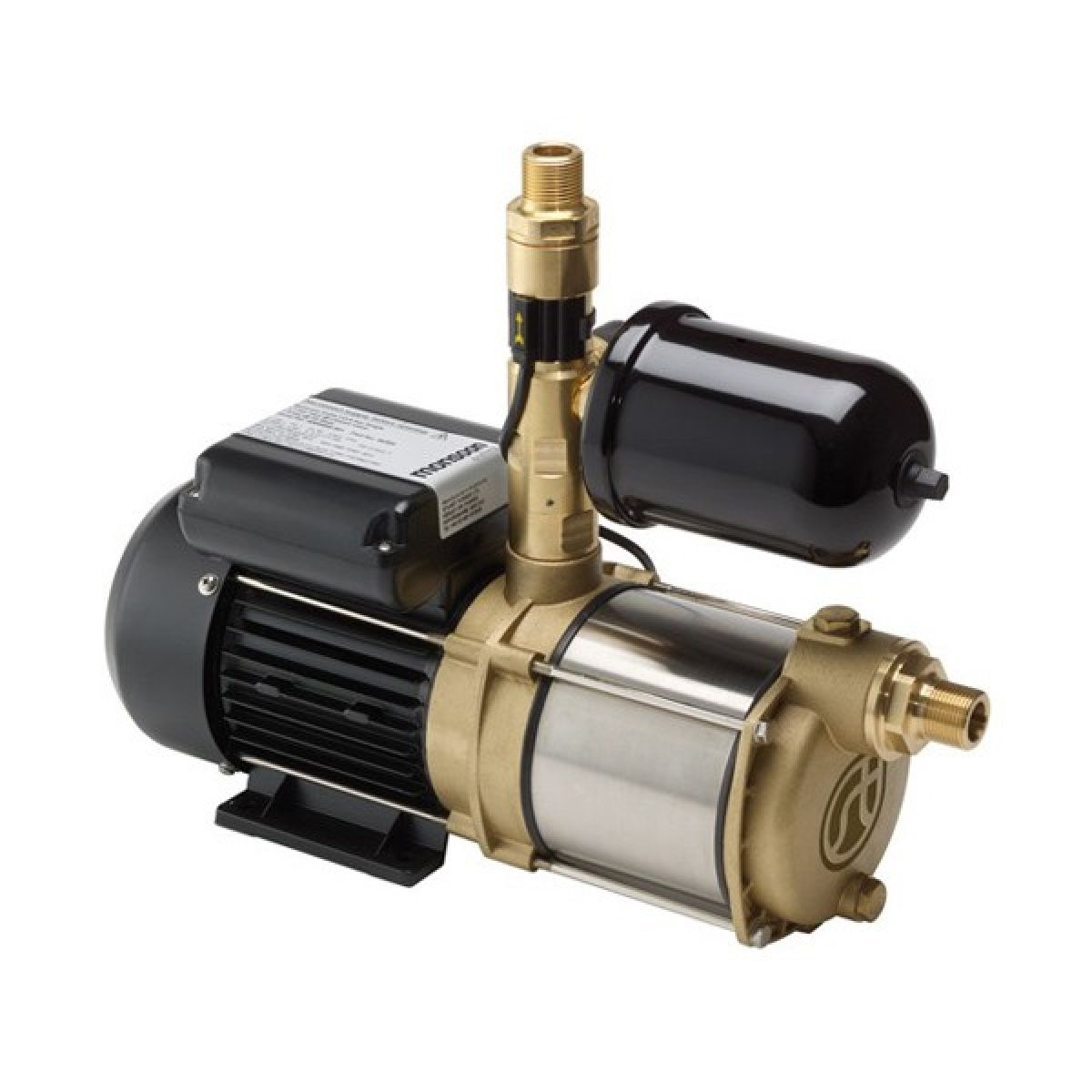 Stuart Turner 46593 CH Boostamatic 4-30 B Universal Single 2.6 Bar Pump