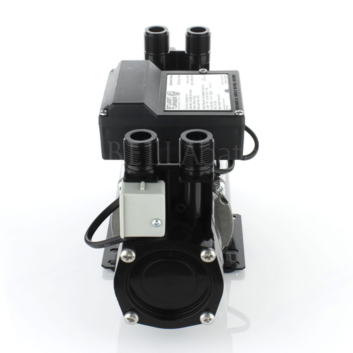 Stuart Turner 46431 Showermate Standard Twin 2.6 Bar Pump Left