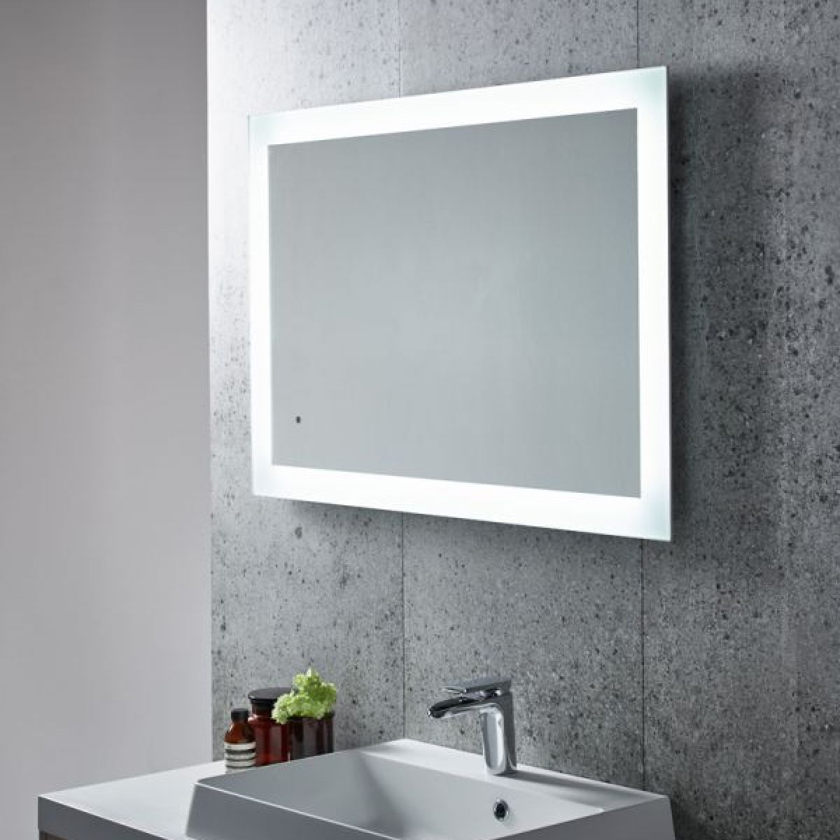 Tavistock Appear LED Backlit Illuminated Mirror - Lifestyle