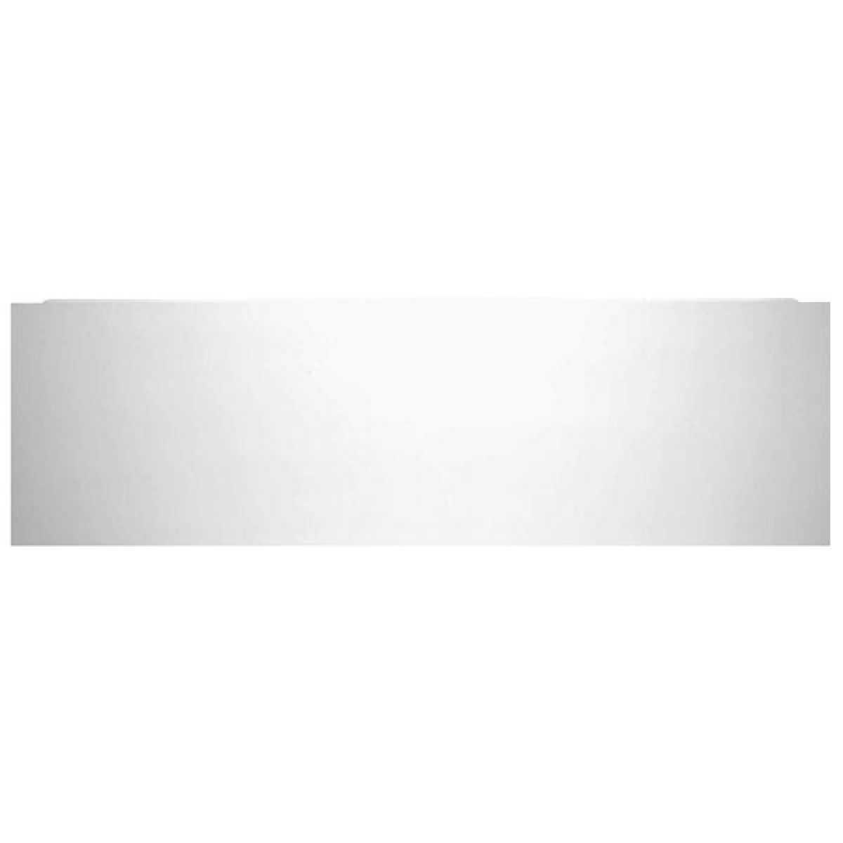 Tavistock Meridian Plain Front Bath Panel 1700mm in White