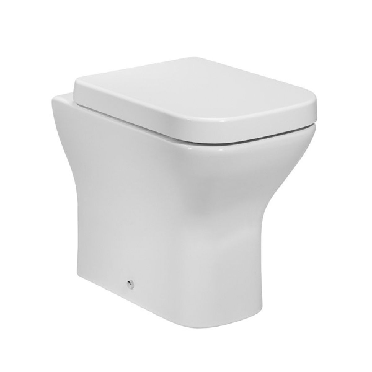 Tavistock Structure Back To Wall Toilet and Soft Close Seat