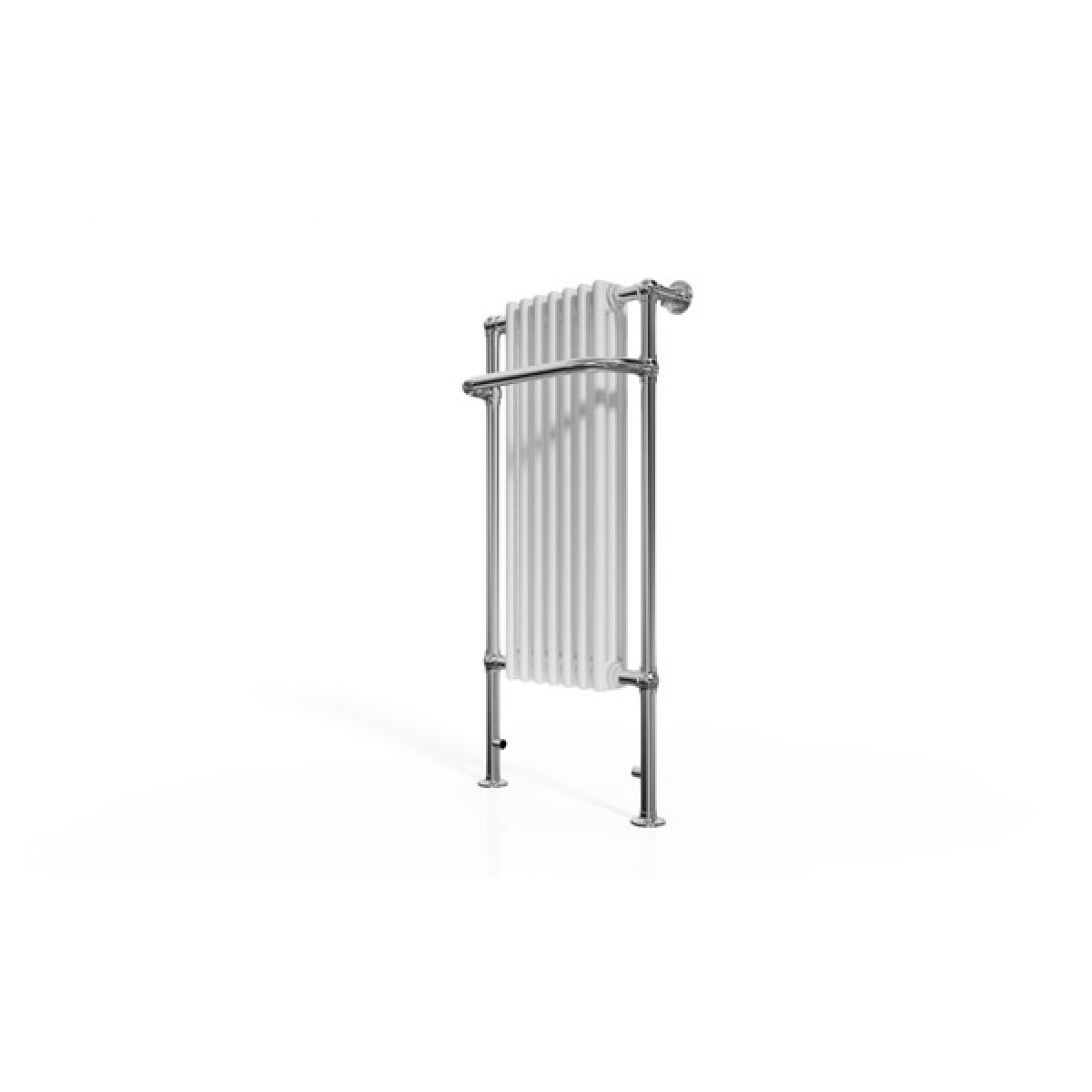 Cassellie Traditional Towel Radiator 1130mm x 553mm