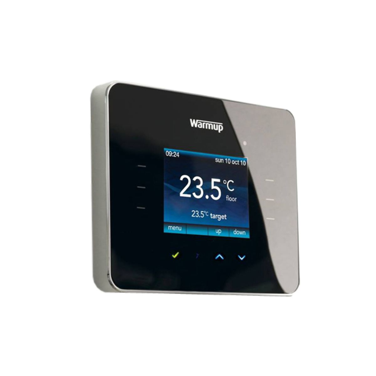 Warmup 3iE Black Programmable Thermostat
