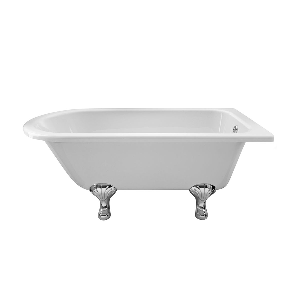 Winterburn Roll Top Bath with Corbel Feet