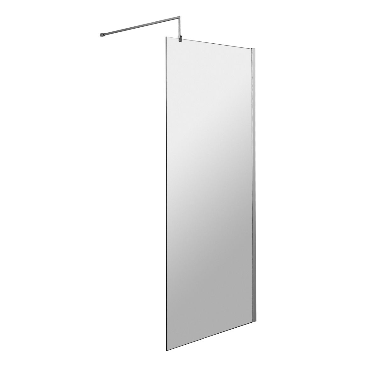 700mm Wetroom Screen