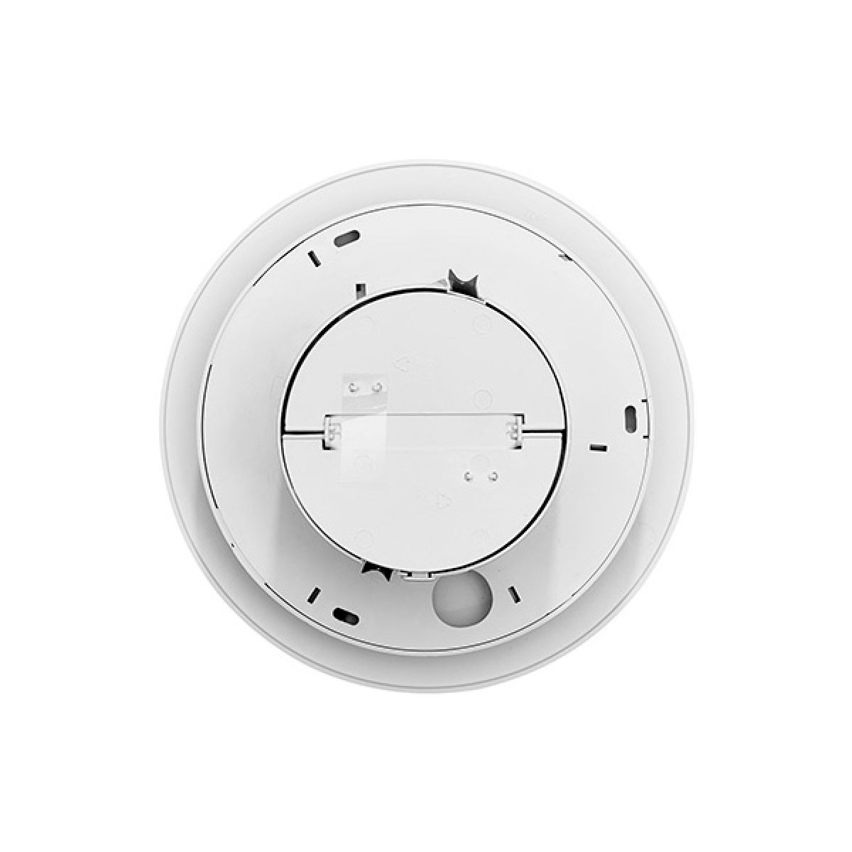 Xpelair Simply Silent Contour Round Bathroom Fan with Pullcord 100mm - Back
