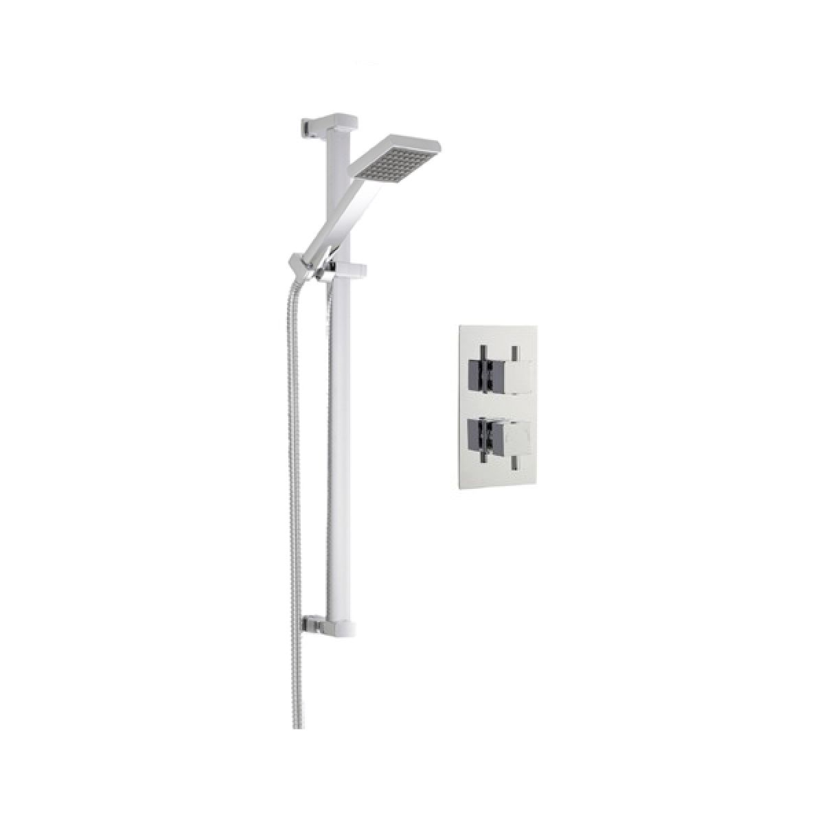 Premier Zaria Thermostatic Mixer Shower