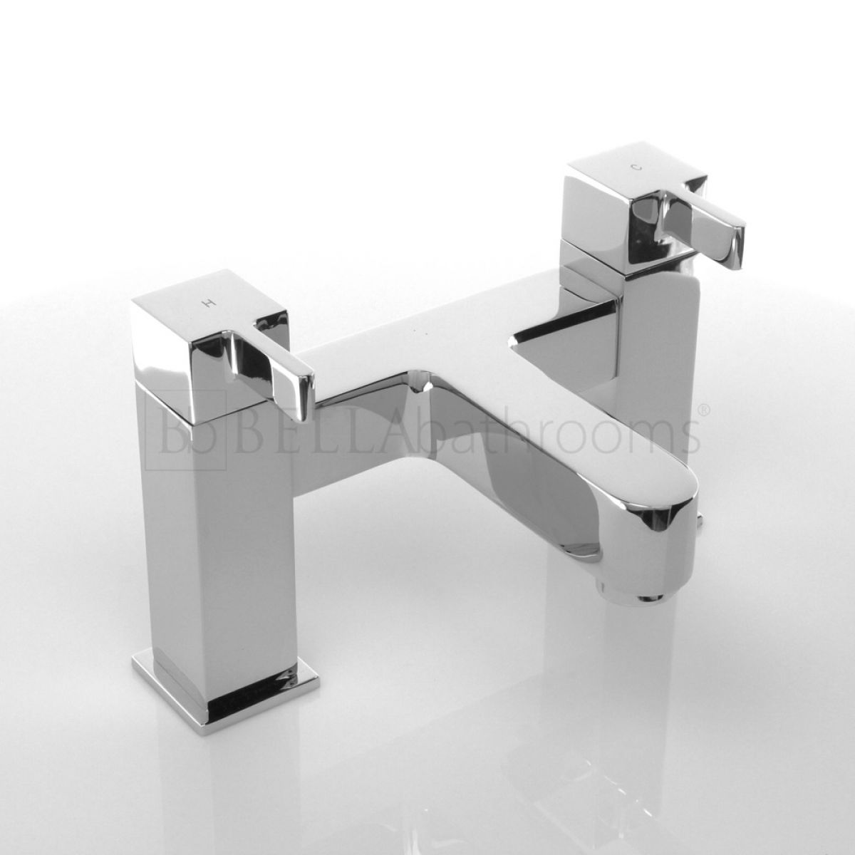Zenith Edge Bath Filler Tap