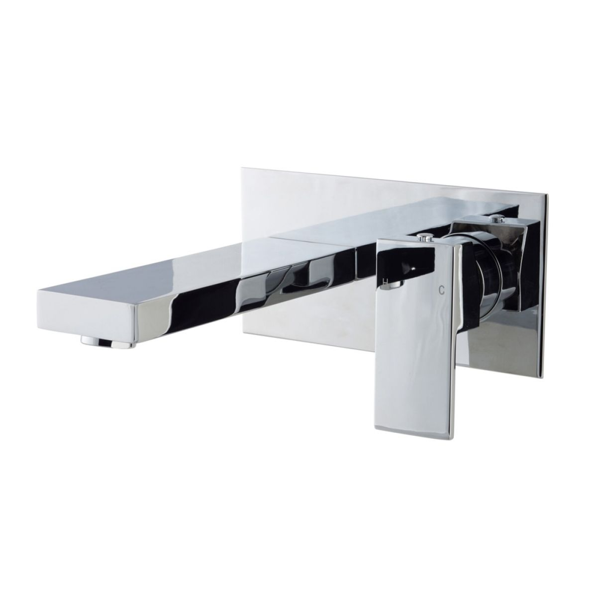 Zenith Form Wall Mounted Bath Filler Tap
