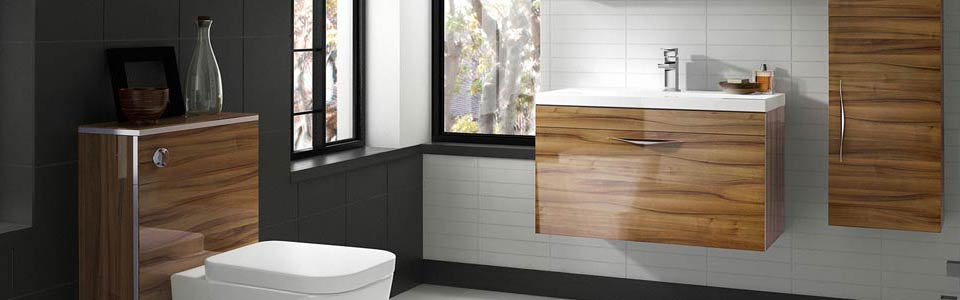 High gloss walnut bathroom cabinets walnut bathroom cabinets high gloss white bathroom tall - Bathroom cabinets black gloss ...