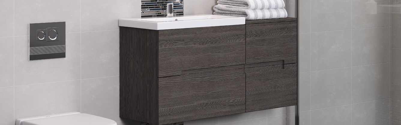 Hudson Reed Urban Bathroom Furniture