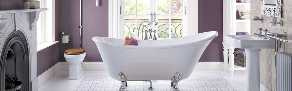 Moods Balmoral Bathroom Suite