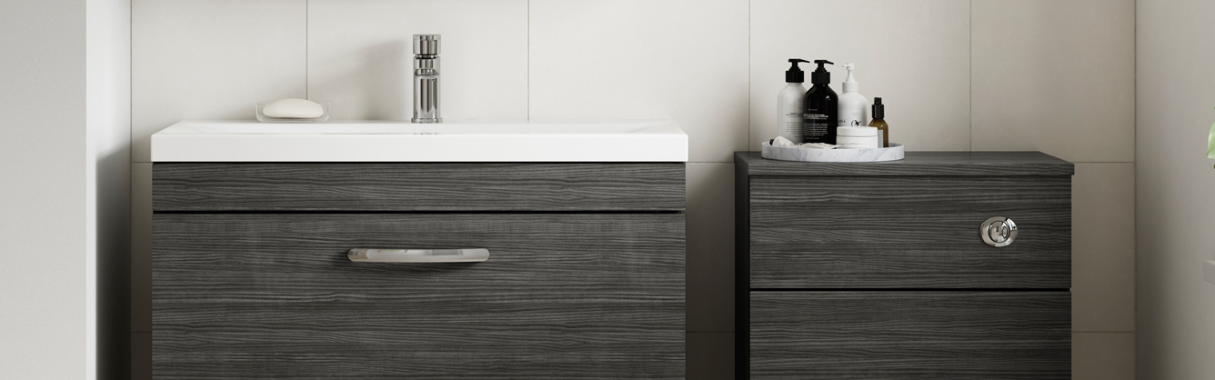 Premier Athena Bathroom Furniture